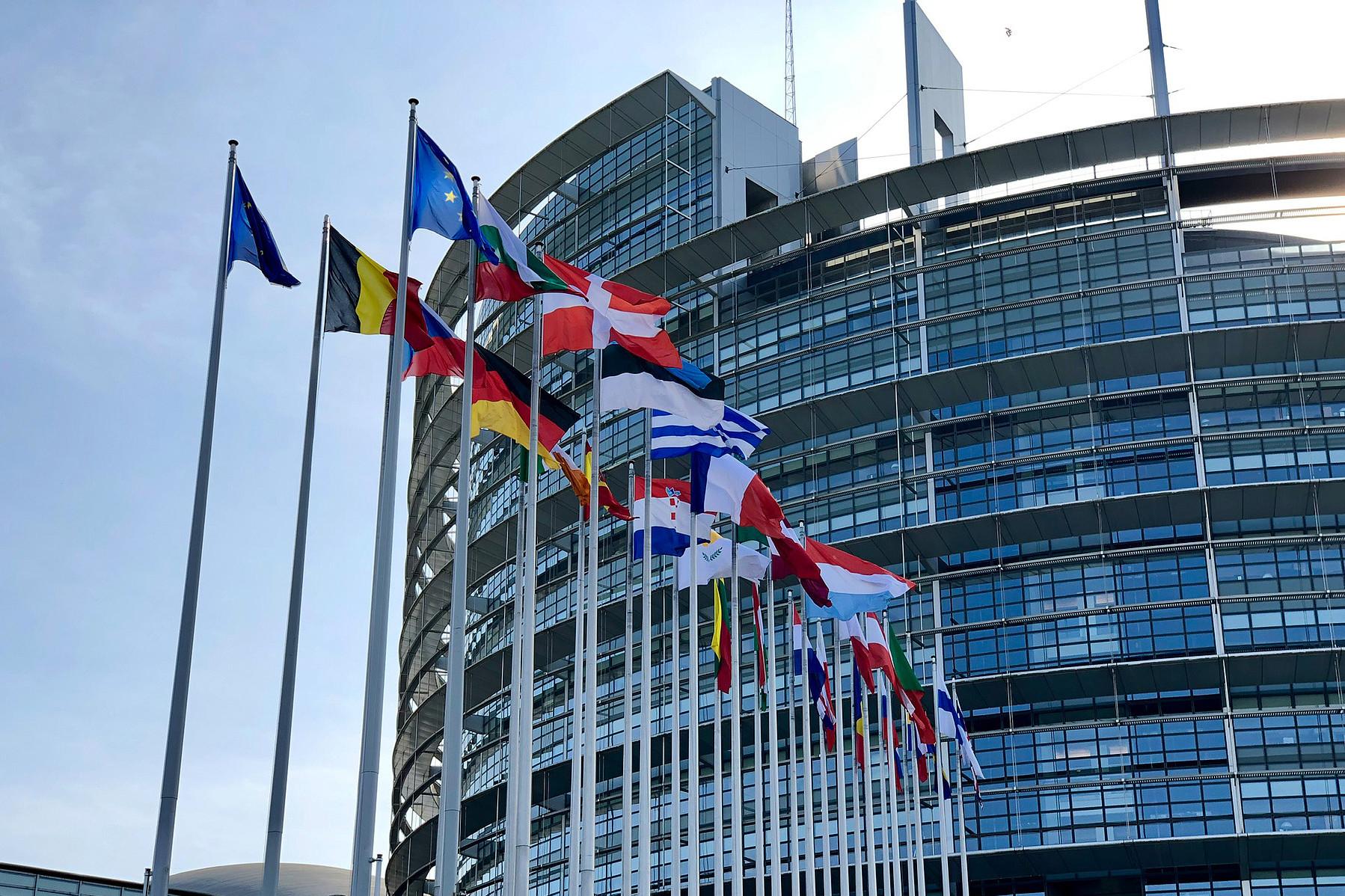 EU Parlament Straßburg