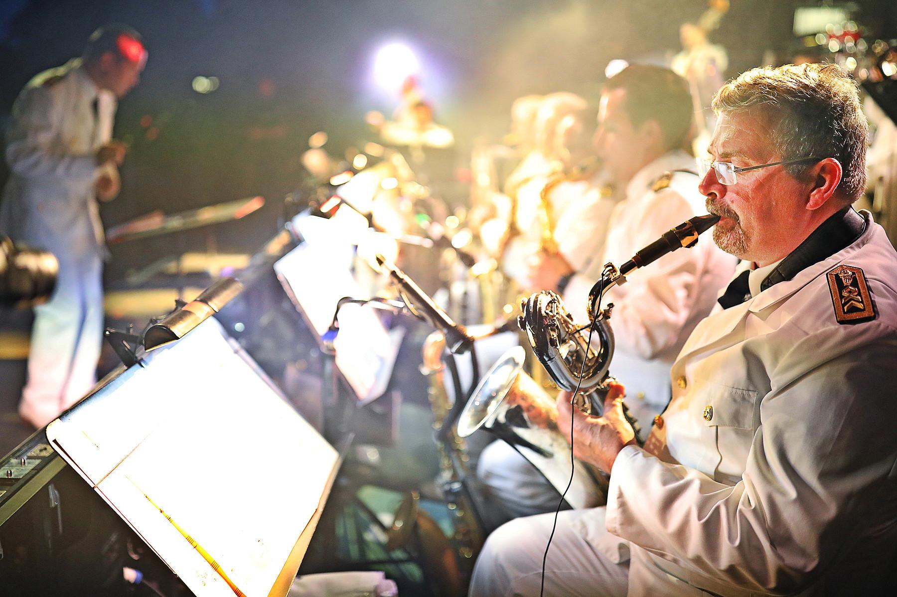 Big Band der Bundeswehr Konzert